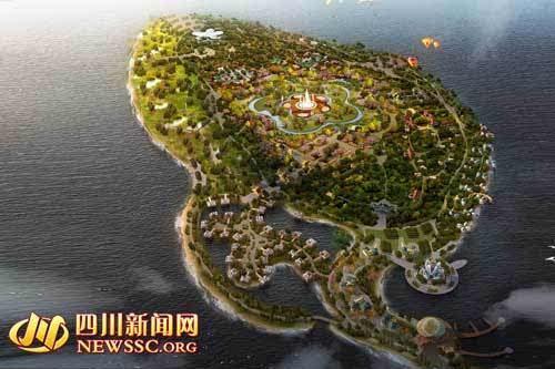 江安县着力打造川滇黔休闲度假胜地