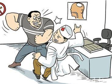看望病人卡通图片