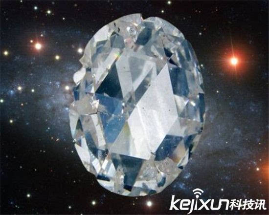 宇宙中的钻石星球碰不得竟然还是地狱星球