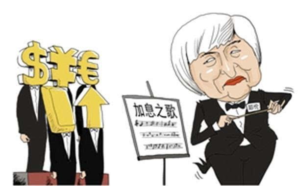 布斯:美联储加息面临5大难题!美国经济如坐针毡-搜狐