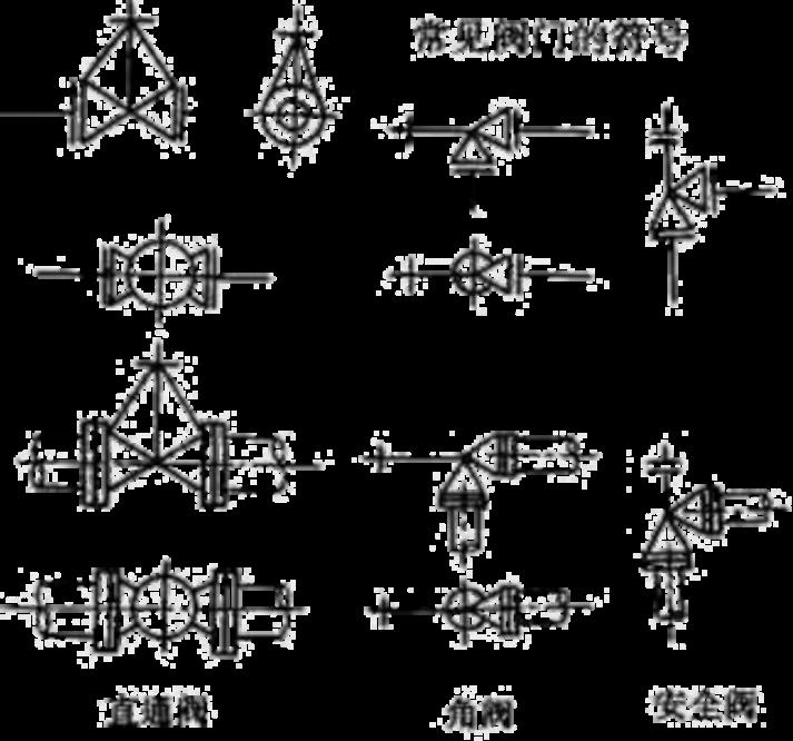 化工cad制图基础篇,管道布置图跟着小七学起来图片