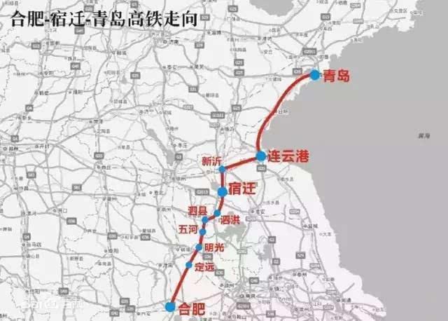 徐州至乌鲁木齐将贯通高铁!