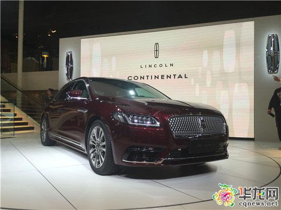 continental是林肯品牌的旗舰级轿车图片