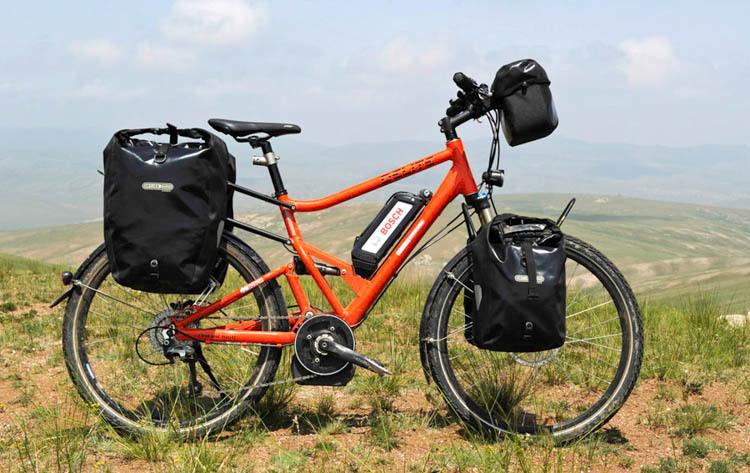 骑电助力自行车旅行,靠谱吗?