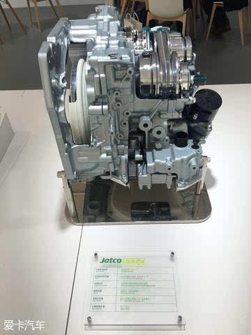 无级自动变速器(cvt)强势登陆北京车展