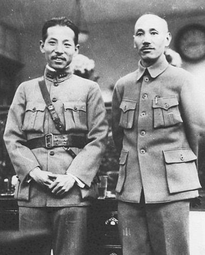 张学良年轻超帅照片-蒋介石的经典瞬间,用照片讲述光阴的故事图片