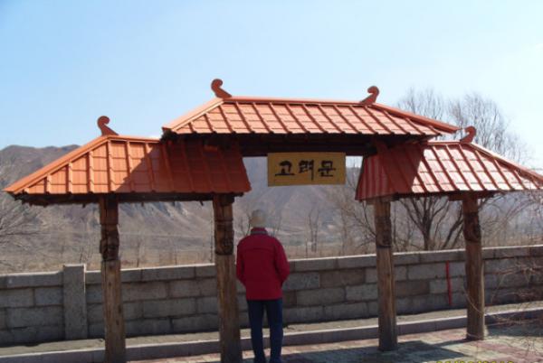 我们沿着图们江偷窥北朝鲜.