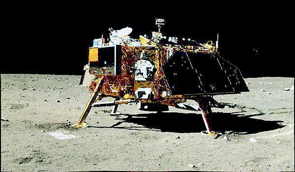 嫦娥四号是嫦娥三号的备份.