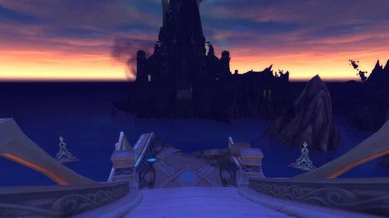 魔兽世界7.0苏拉玛团本布局介绍:最终oss古尔丹