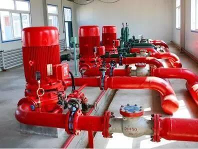 消防水泵,高位消防水箱,稳压泵,消防水泵接合器,消防水泵房的相关规定