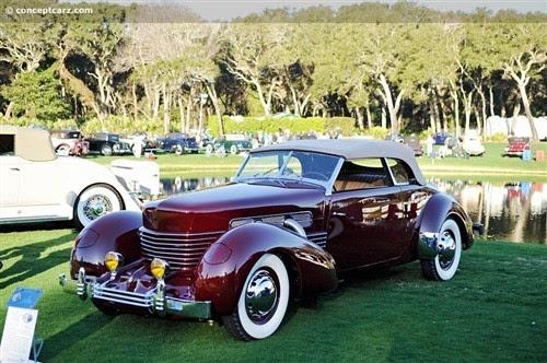 convertible coupe 1922年,两兄弟经营不善,杜森博格被当时的cord汽车