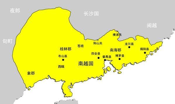打开世界地图 竟发现中国在太平洋的秘密