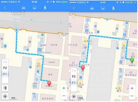 北京车展开幕 高德地图上线道路管制信息及室内地图