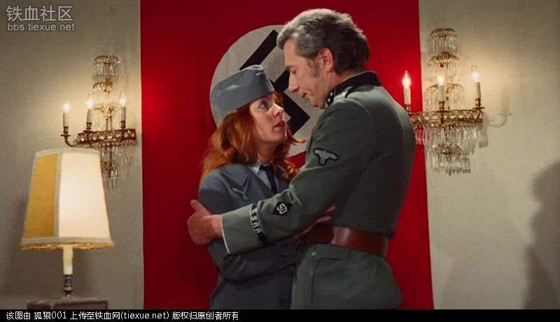 """电影中的纳粹军妓:以""""爱国""""之名寻欢"""