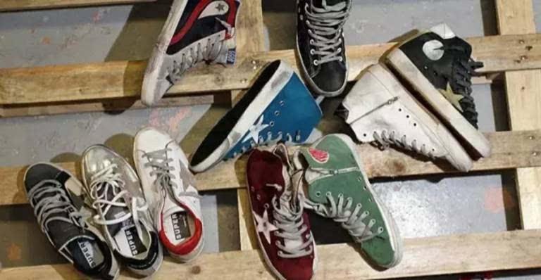 星星鞋带系法步骤图解