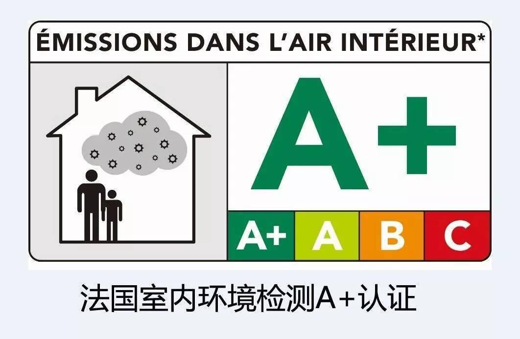 模拟人们实际居住的室内环境,持续28天检测涂刷后空间内的空气质量