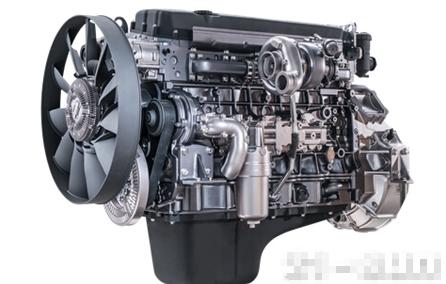 燃烧性能的优化以提高发动机性能,采用htt增压器,在1000rpm即达到90%