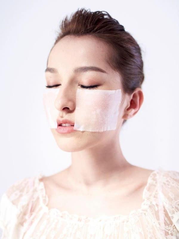 贴完面膜后的护肤步骤