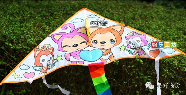 [活动预告]宝宝diy创意手绘风筝开始报名,动作慢的你家宝宝就错过啦!