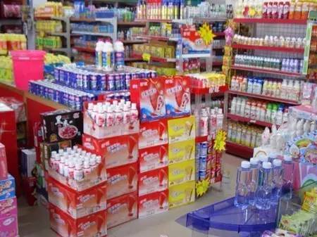 饮料类商品这样陈列最赚钱