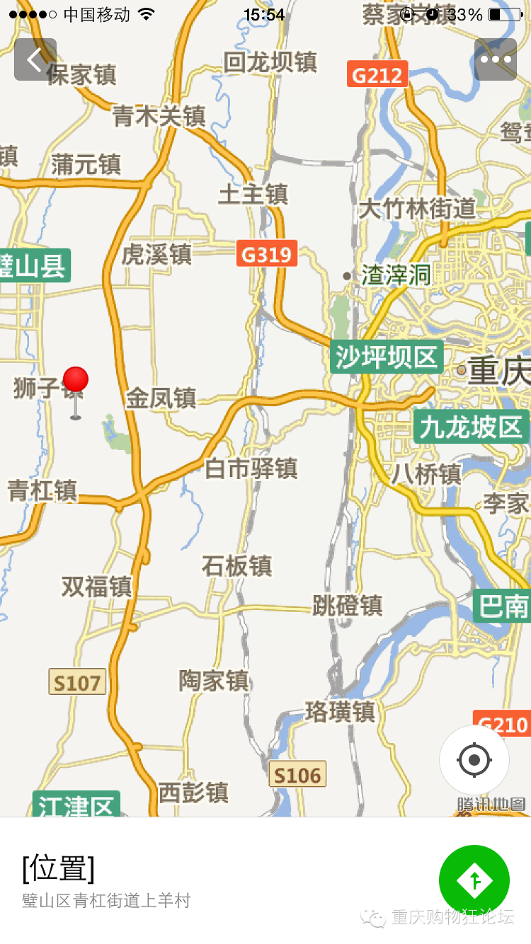 重庆最全周边钓鱼地图,收好不谢