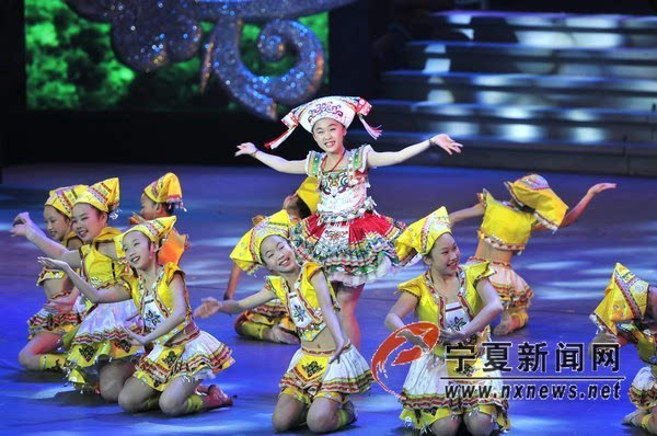 《中阿小朋友手拉手》节目也是宁夏广播电视台为此次晚会着力打造的原