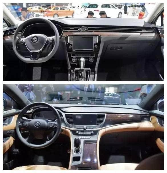 新车对比|新迈腾和新君越能否平分秋色?