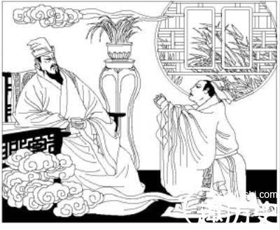 古代房子手绘简笔画