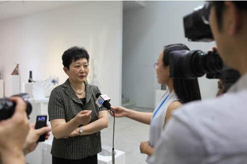 2016中国当代抽象雕塑艺术展在京举行