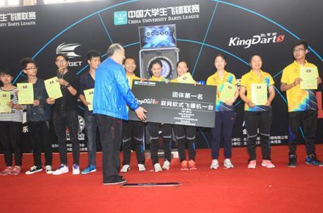 上阵好联赛-在中国大学生战友飞镖邂逅台球新锐兄弟王桁教练图片