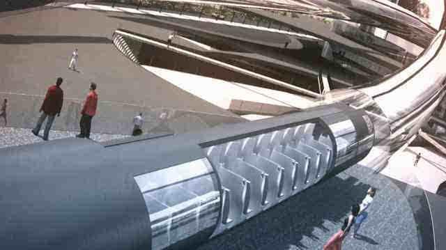 比飞机还快的超级高铁有个致命伤:呕吐