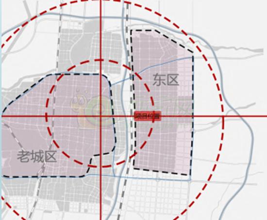 [独家爆料]解读东部新区如何影响邯郸未来走向
