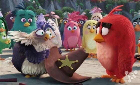 愤怒的小鸟大电影-想靠电影力挽狂澜的小鸟 还能重新上天吗