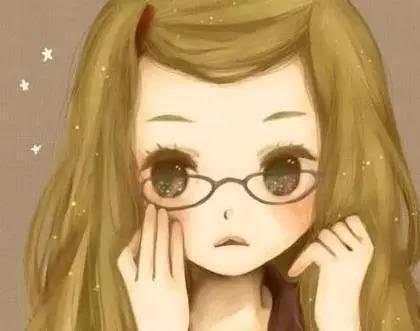 谁说戴眼镜的女生扎发不好看?那是因为你没有扎对!