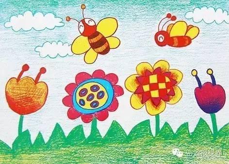 要求是铅笔画、蜡笔画或者水彩笔画,纸张和画面风格均不限.作品完