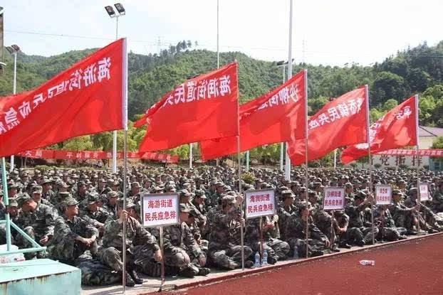 飞扬的中国国旗简笔画