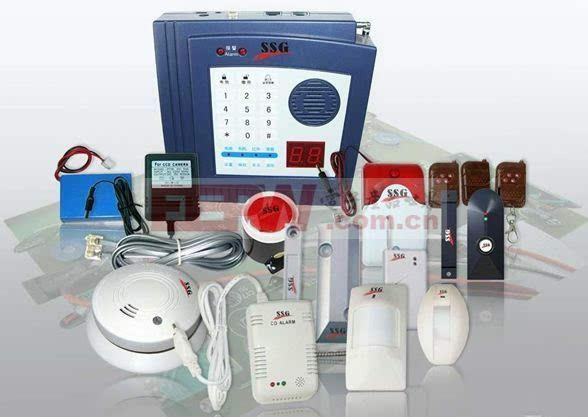 煤气报警器主要由检测电路