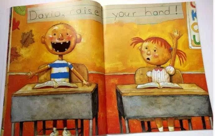 十大英文经典绘本 适合小学低年级的你