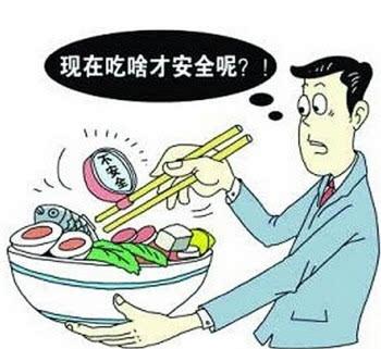 食药局卡通人物