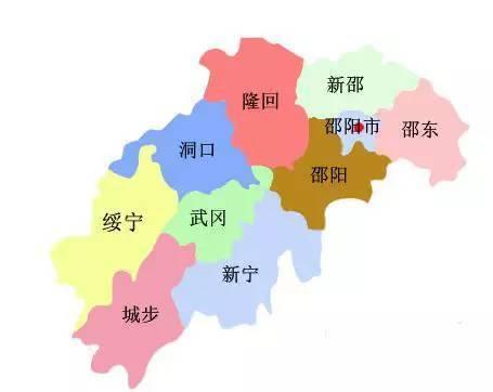 祁东县城街道地图