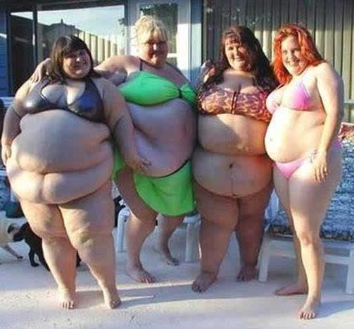 最胖的女人_最胖的女人