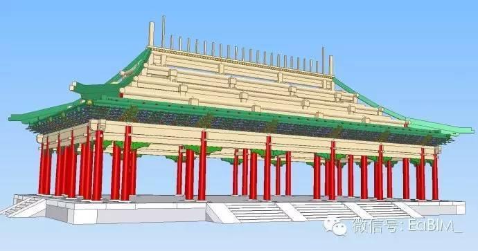 (七):探解清式庑殿结构的