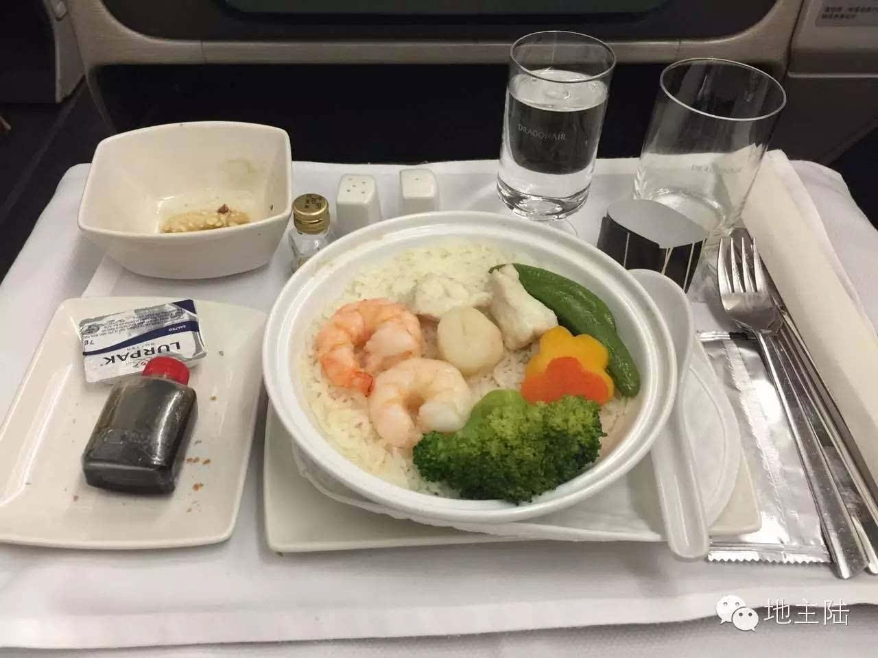 还有比食物餐更难吃的飞机么?食全食美面食食图片