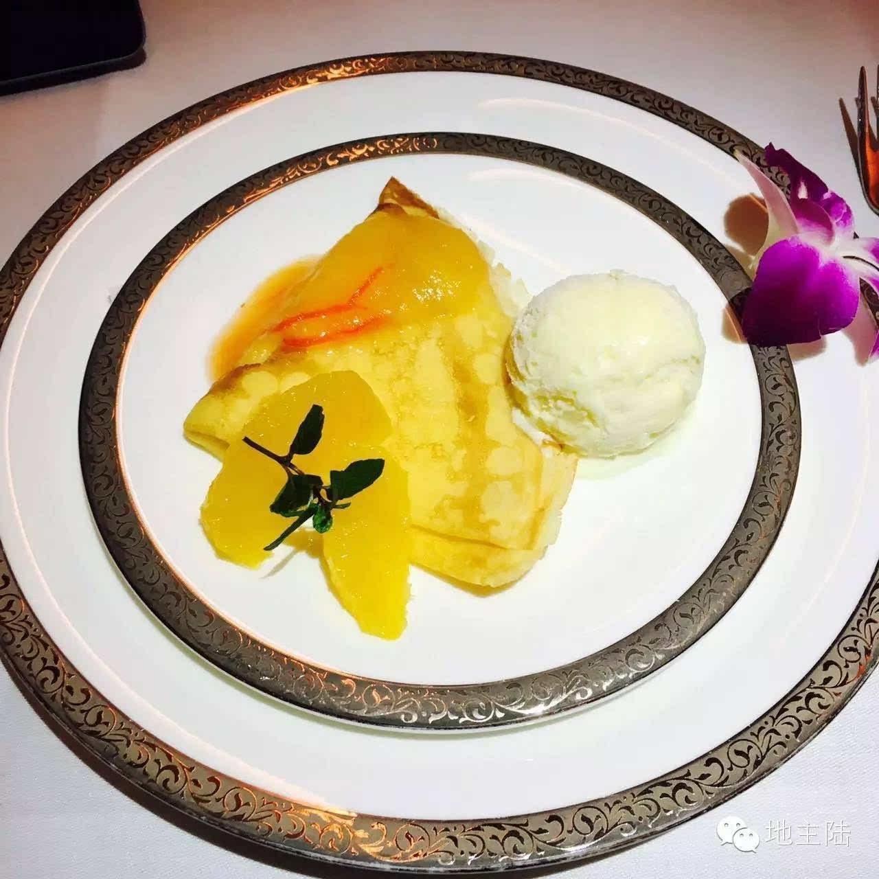 还有比理想餐更难吃的飞机么?美食家我食物六下的图片