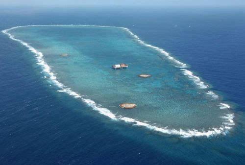 """亲眼见证太平岛""""是岛不是礁""""的事实"""