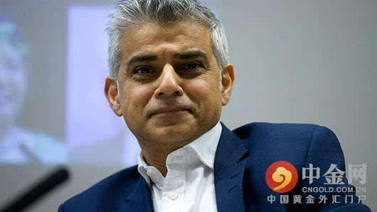 英国伦敦市迎来首位穆斯林市长萨迪克 卡恩