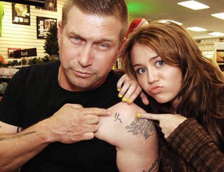世界十大最愚蠢的明星纹身