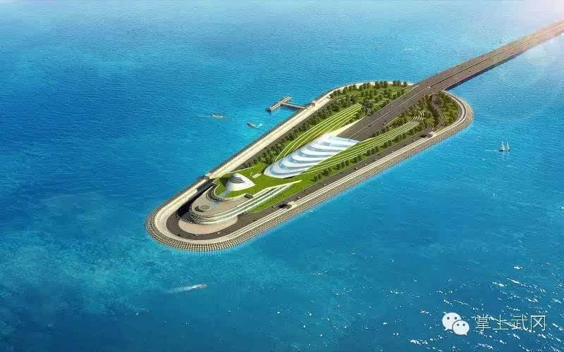 工程港珠澳跨海大桥的故事,瞬间传遍大中国