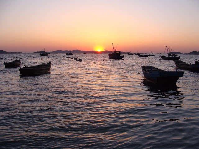 过去时127|蓬莱长岛:海上有仙岛
