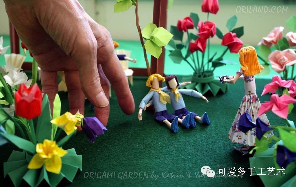 个人微信号/qq号:88461358 你还在用彩纸折青蛙鸭子纸鹤这些小动物时